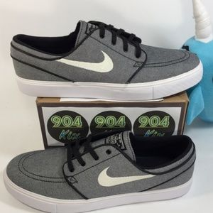 New! Nike Zoom Stefan Janoski Canvas Sz 11